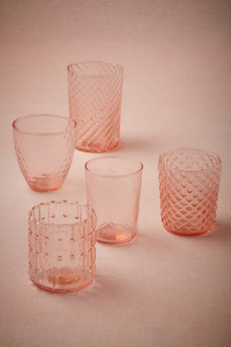 Strawberry Nectar Votives (5)