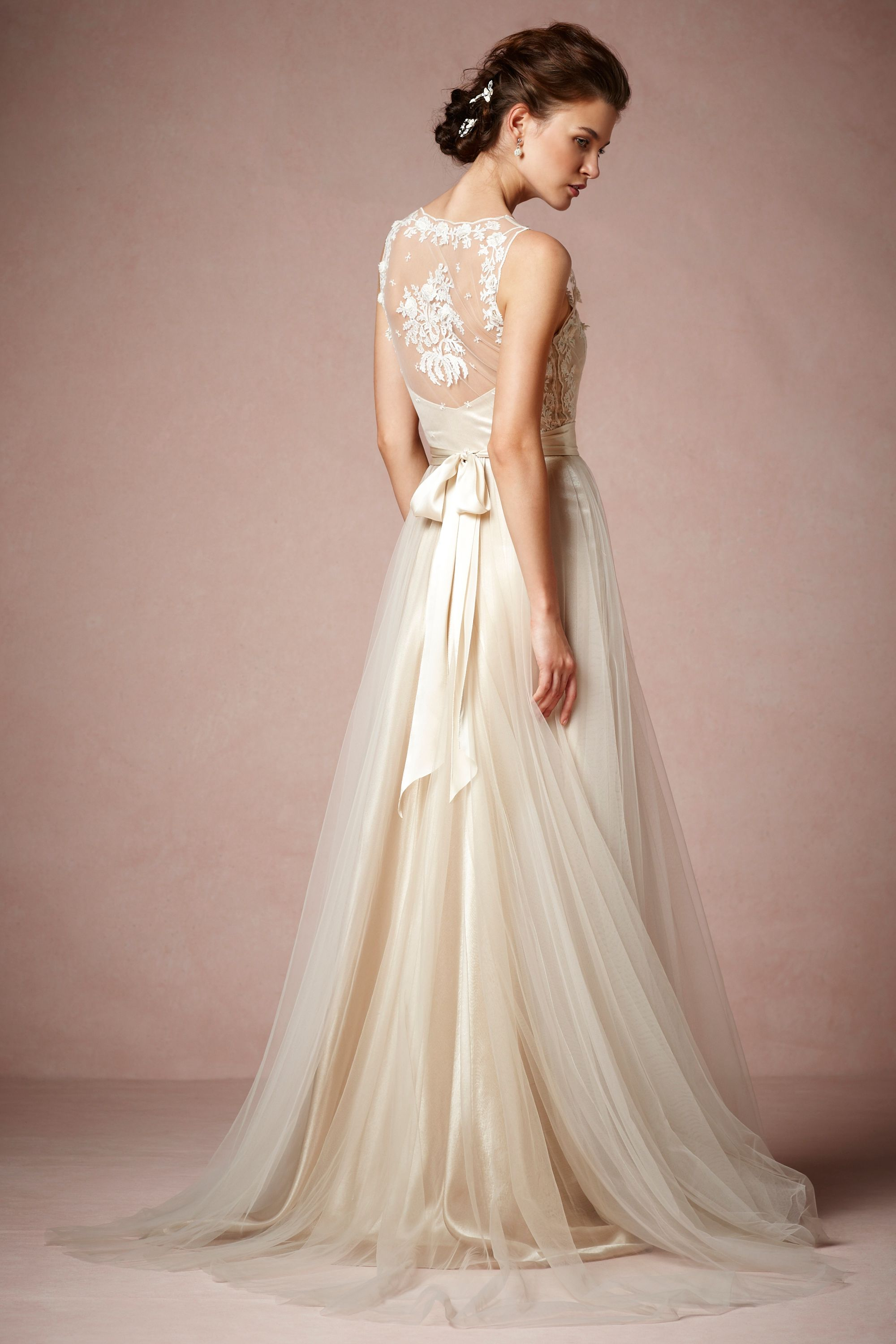 New modern wedding dresses: Used wedding dresses bhldn