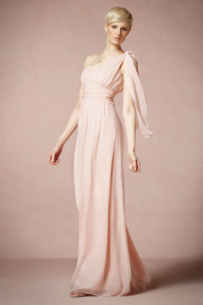 Coren Moore Pink Peony Thalia Maxi Dress | BHLDN