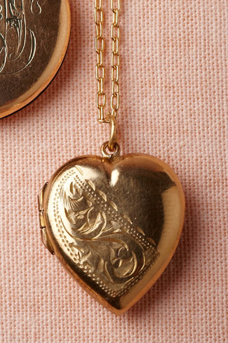 Traveller's Joy Locket