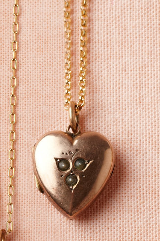 Sweetbay Locket