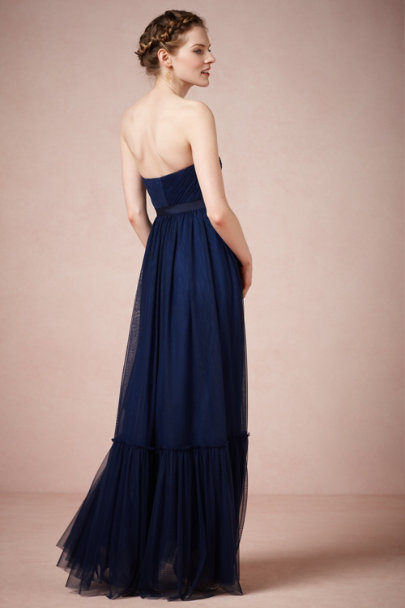 sapphire Niceties Dress | BHLDN