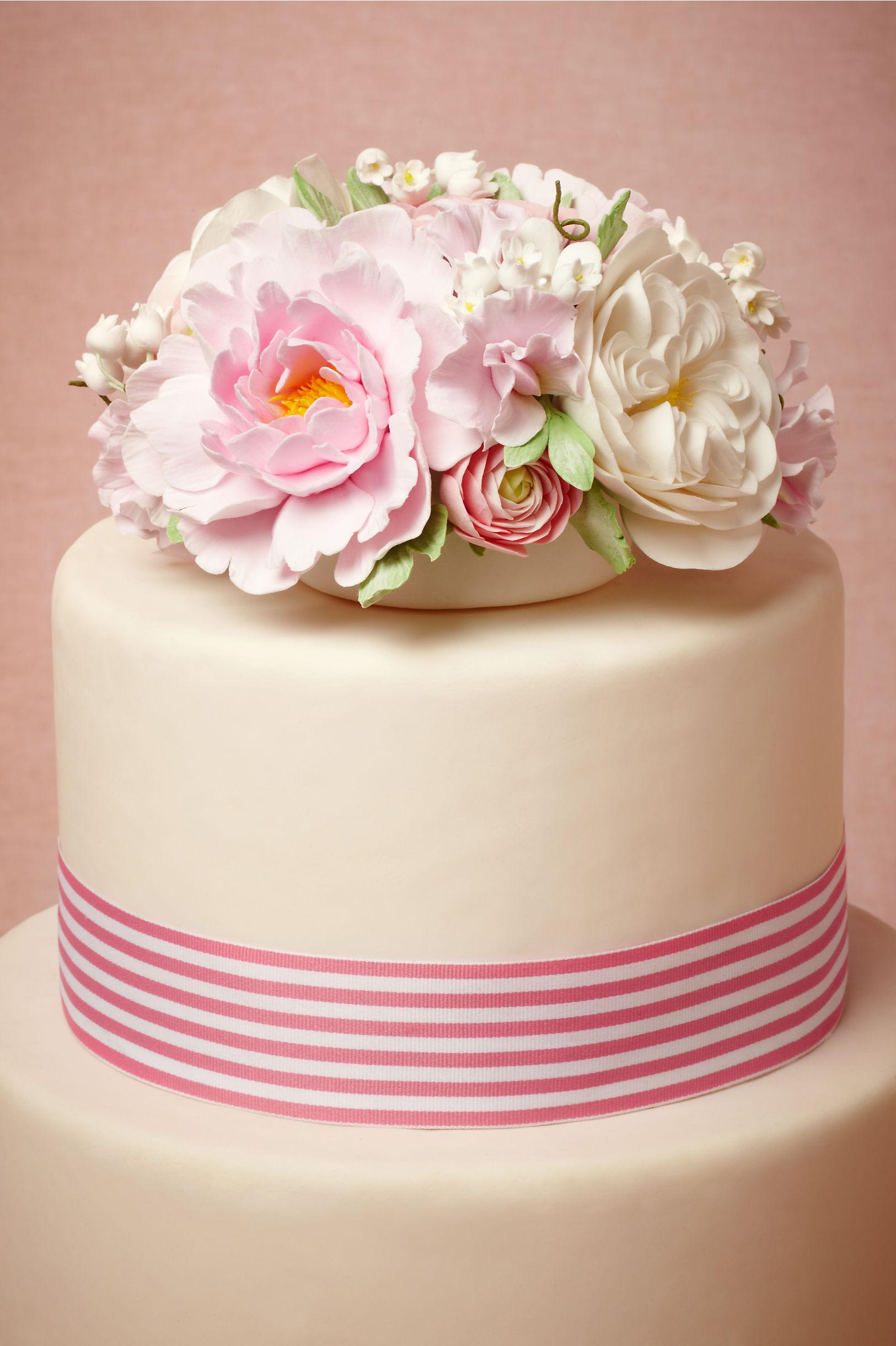 multi midsummer cake topper bhldn - Cake Decor