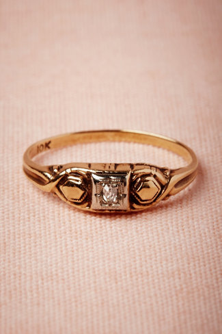 Triumvirate Ring