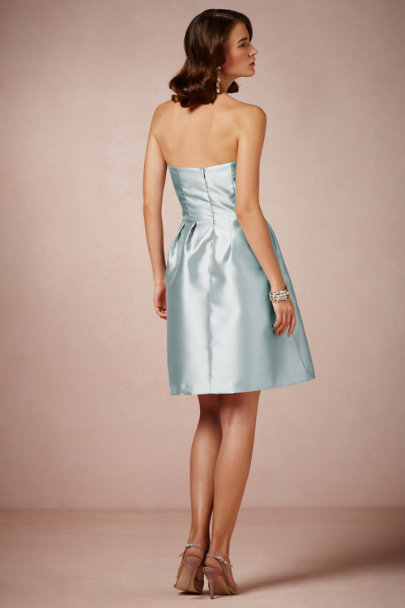 Coren Moore LIGHT BLUE Levity Dress | BHLDN