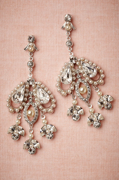 Debra Moreland pearl Cinematic Earrings | BHLDN