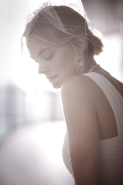 ivory Sprinkled Sparkle Blusher | BHLDN