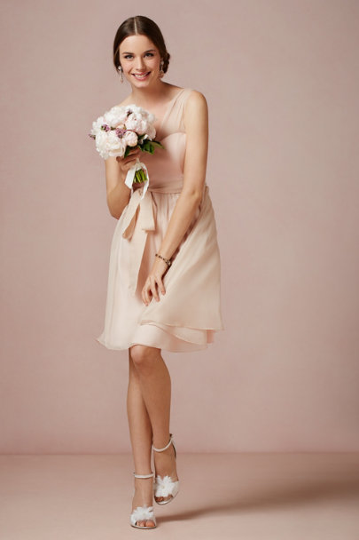 blush Ainsley Dress | BHLDN