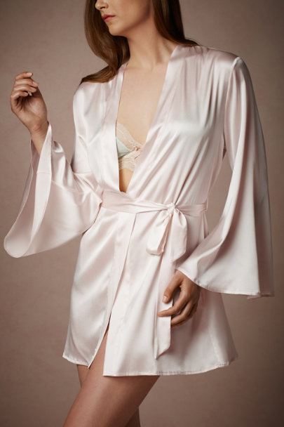 ROSE/TYRIEN Ivette Robe | BHLDN