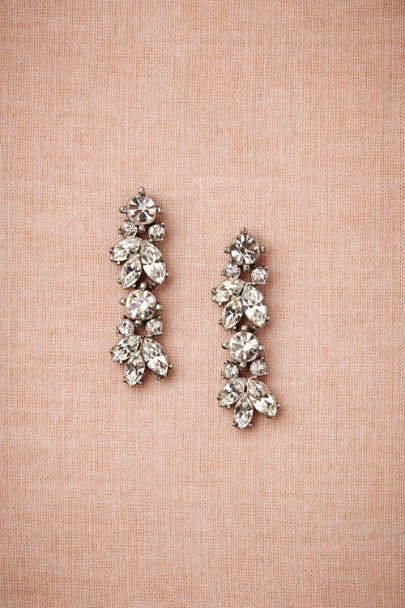 Ben-Amun silver Solanum Earrings | BHLDN