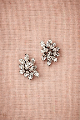 Marquee Crystal Earrings