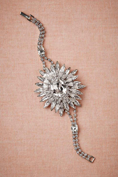 Jennifer Behr crystal Starburst Bracelet | BHLDN