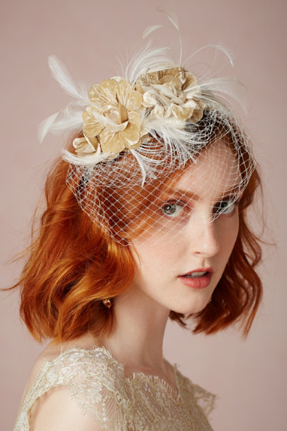 nude Gloria Headband | BHLDN
