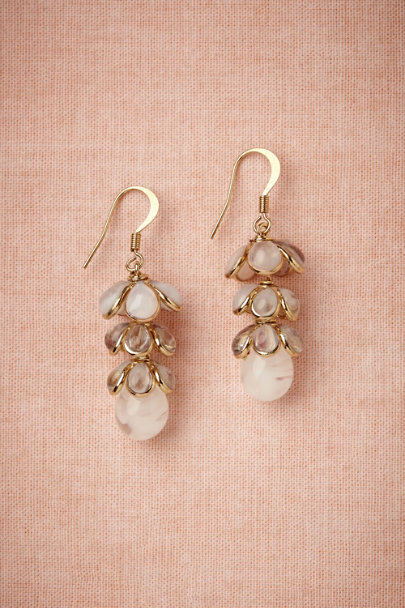 opaline Houblon Earrings | BHLDN