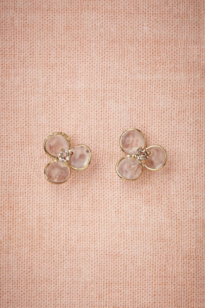 opaline Sheer Droplets Posts | BHLDN