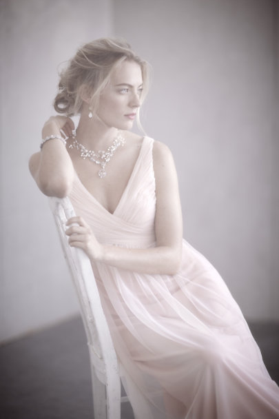 pearl Starry Vine Necklace | BHLDN