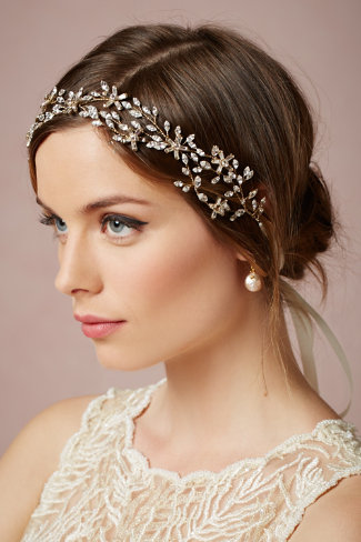 Honeysuckle Headband by BHLDN