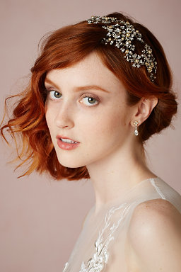 Twinkling Flare Headpiece