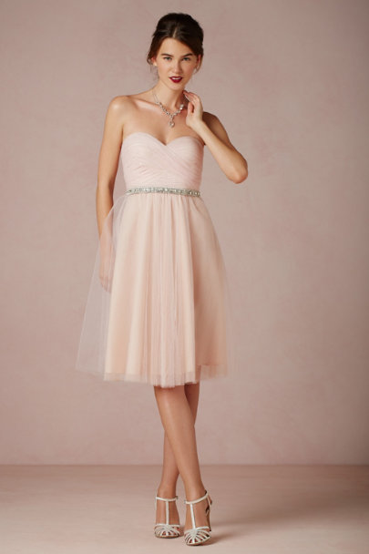 rose Choreography Dress | BHLDN