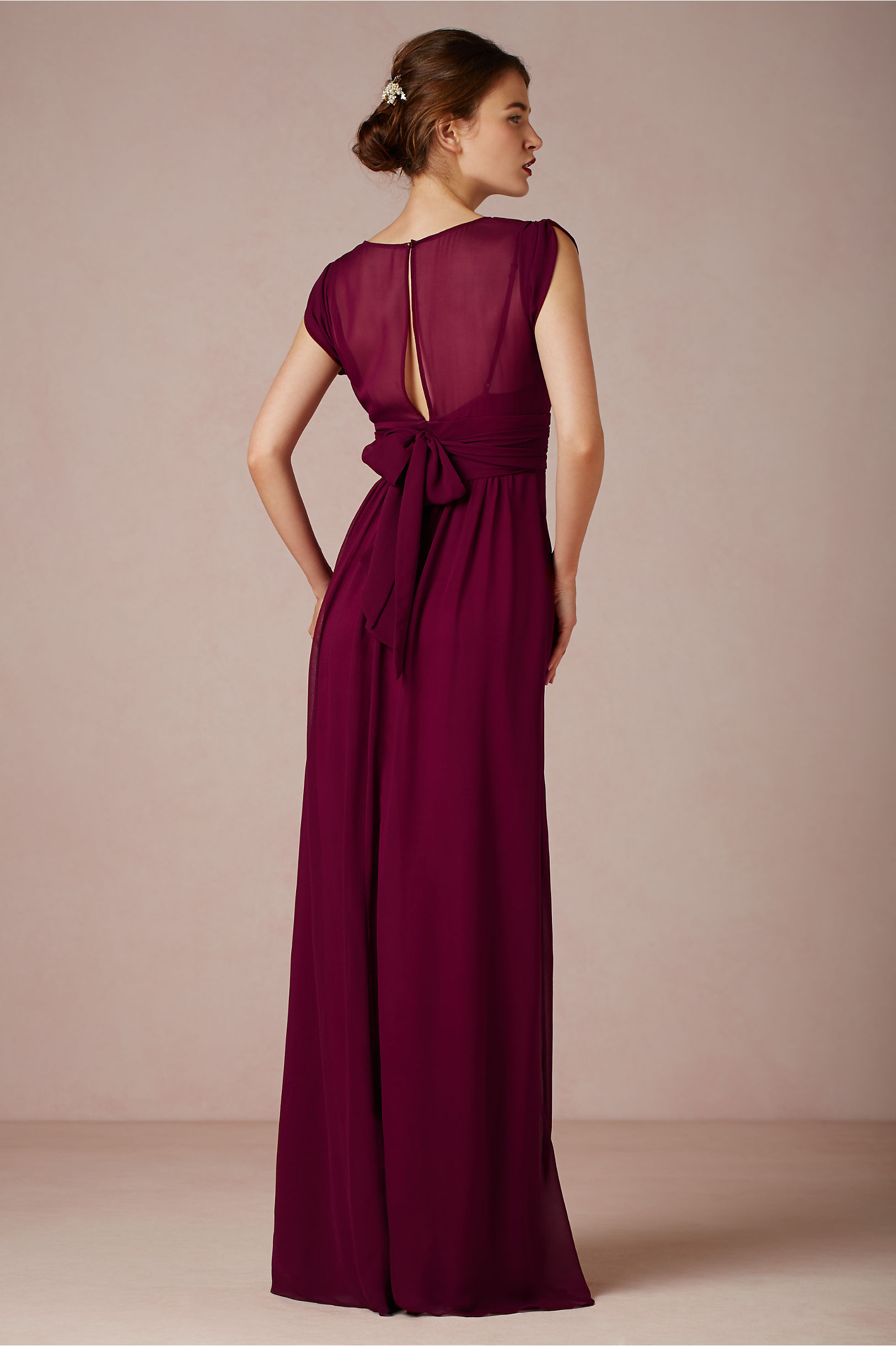 Ava Maxi Dress in Sale - BHLDN