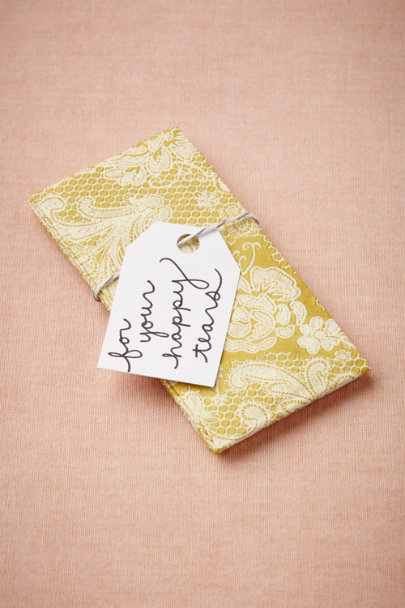 gold Chantilly Tissues (60) | BHLDN
