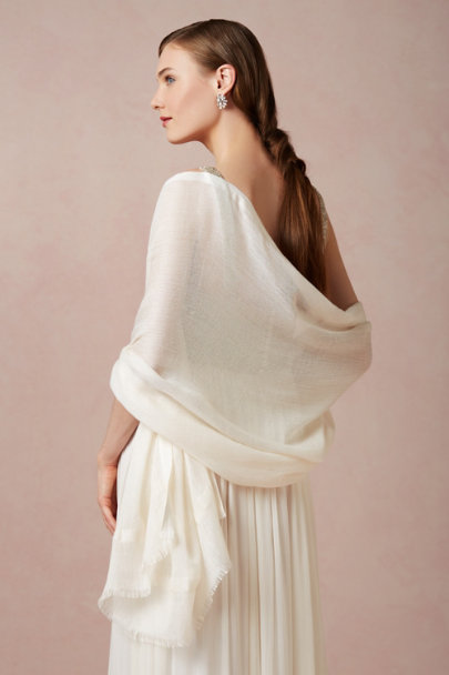 souffle Aurora Wrap | BHLDN