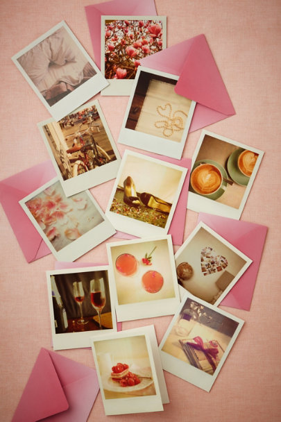 assorted Polaroid Cards (20) | BHLDN
