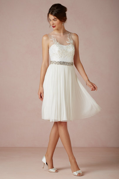 Catherine Deane ivory Rafaela Dress | BHLDN