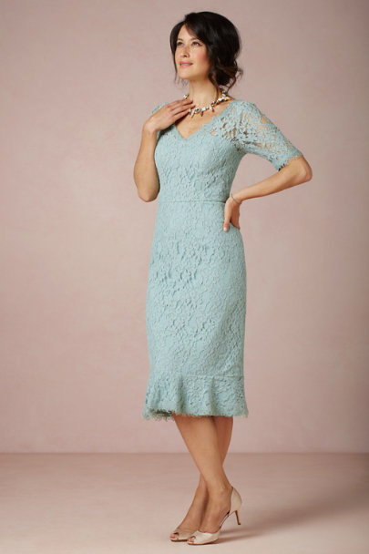 blue Simone Dress | BHLDN