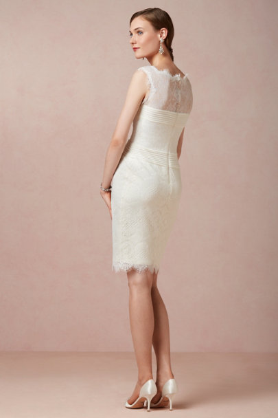 ivory Julienne Dress | BHLDN
