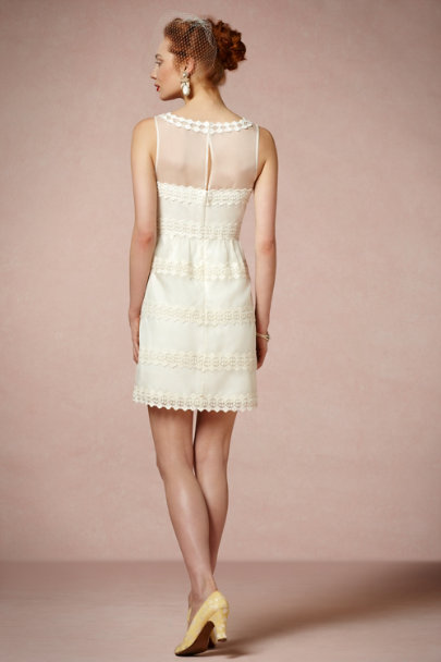 Ivory Kensington Dress | BHLDN