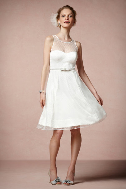 ivory Dolce Vita Dress | BHLDN
