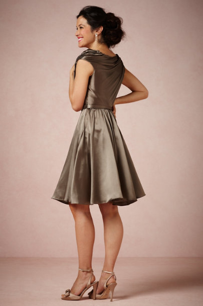 TAUPE Preservation Society Dress | BHLDN