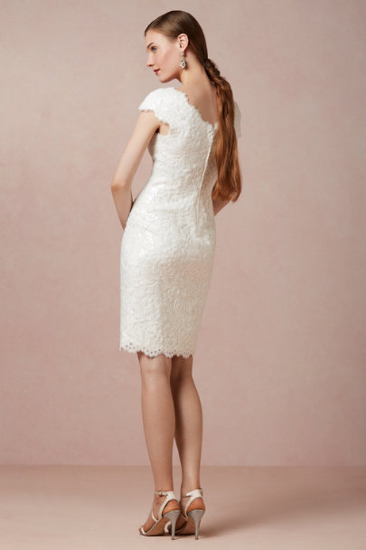 ivory Bloomshine Dress | BHLDN