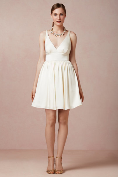 ivory Ira Dress | BHLDN
