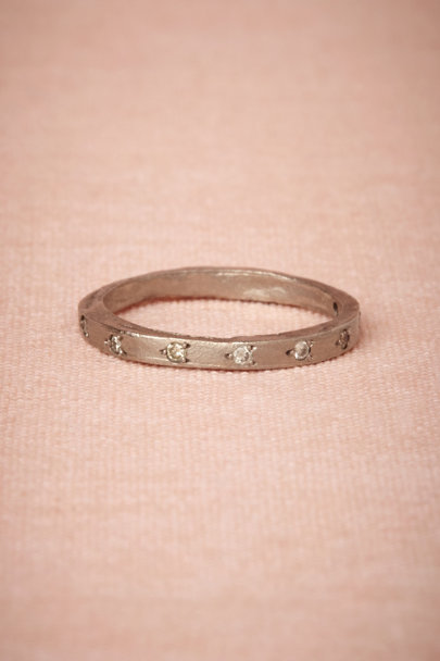 white gold Constellation Ring | BHLDN