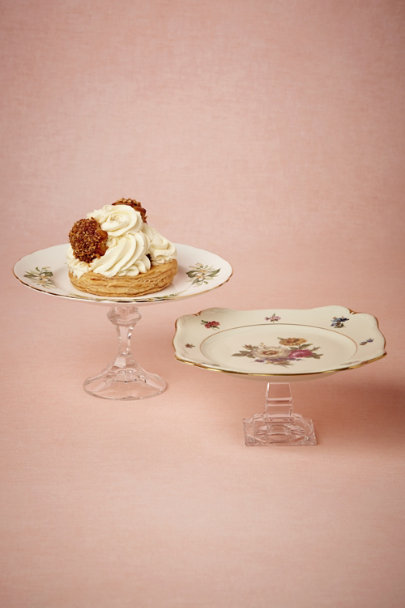 ASSORTED Debonair Cake Stand, Small | BHLDN