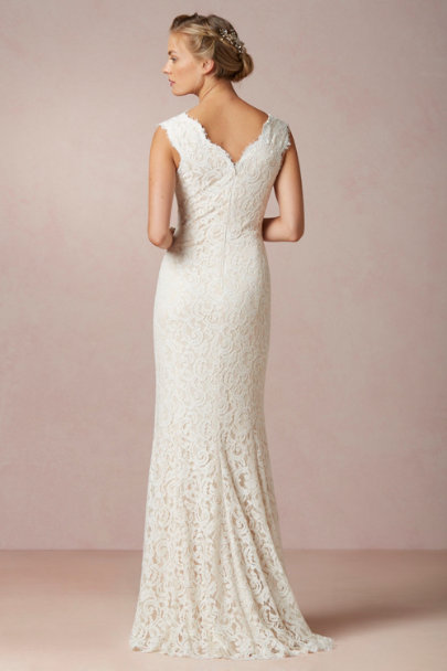 ivory Margeaux Gown | BHLDN