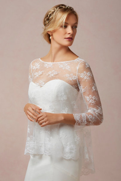 Orlaya Lace Topper