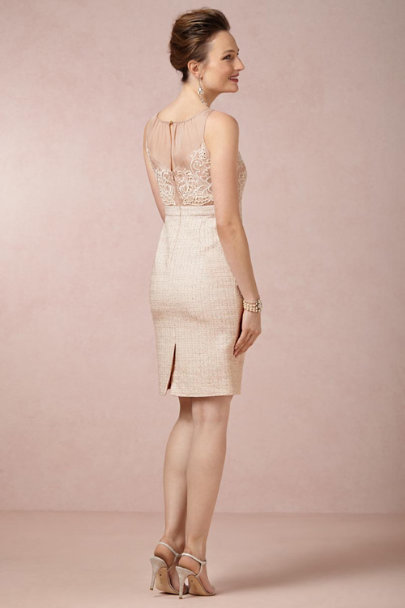 pink smoke Viola Shift | BHLDN