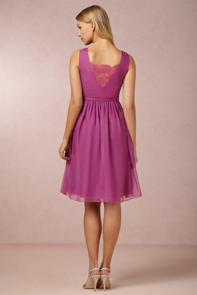 boysenberry Rosalie Dress | BHLDN