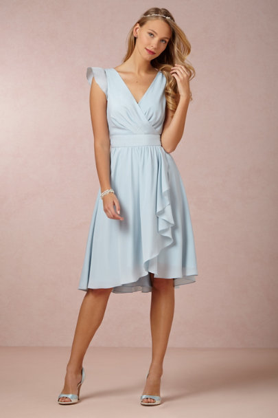 powder Sydney Dress | BHLDN