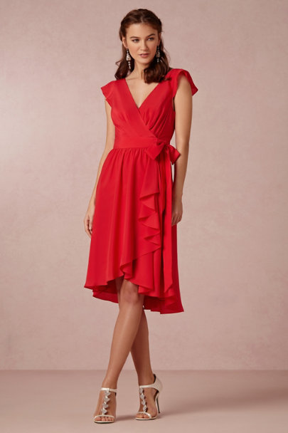 hibiscus Sydney Dress | BHLDN