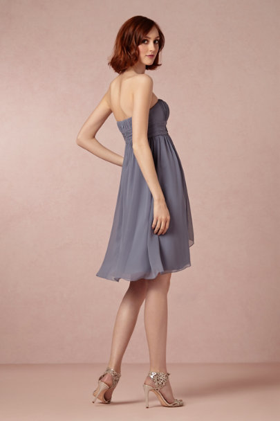 steel blue Alice Dress | BHLDN