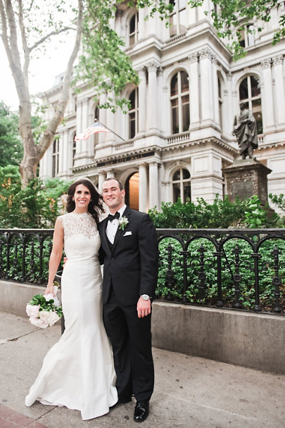 Nicole Miller Dakota Gown | BHLDN