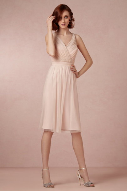 Blush Tansy Dress | BHLDN