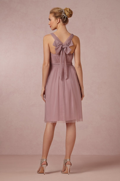 rosy brown Tansy Dress | BHLDN