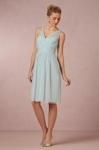 mint mist Tansy Dress | BHLDN