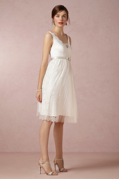 ivory Brooklyn Dress | BHLDN