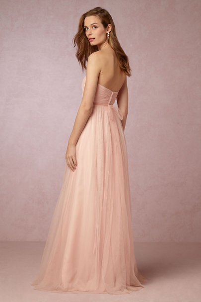 Jenny Yoo blush Annabelle Dress | BHLDN